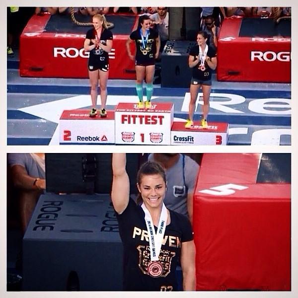 julie-podium-2014