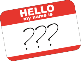 Image result for hi my name is